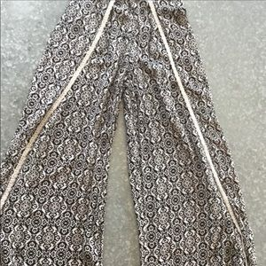 Beach Cover Up Pant! SZ S